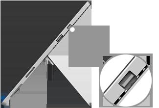 Mini DisplayPort on Surface Pro 4