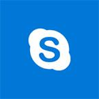 Skype app tile