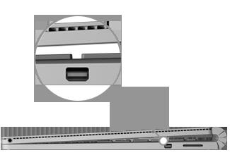 Mini DisplayPort on Surface Book