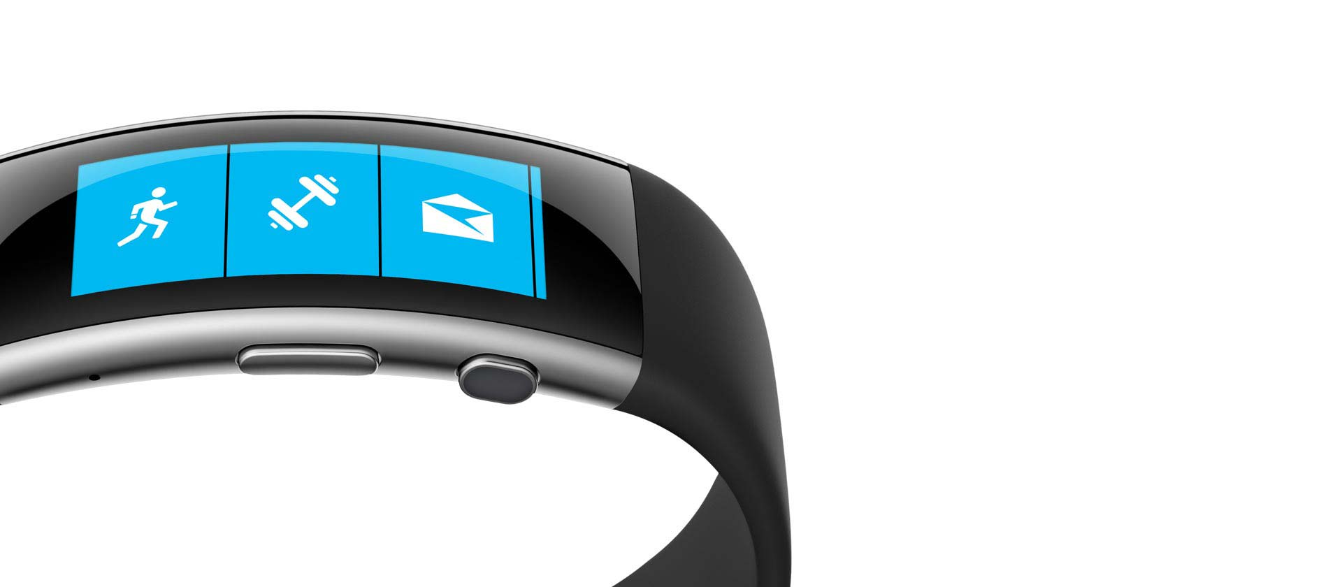 The new Microsoft Band