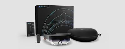 HoloLens CommercialSuite Event Promo logo