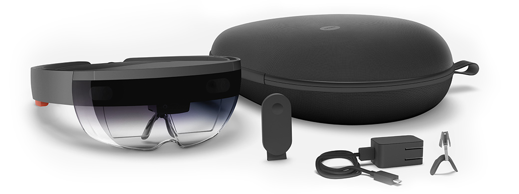 Hololens and case