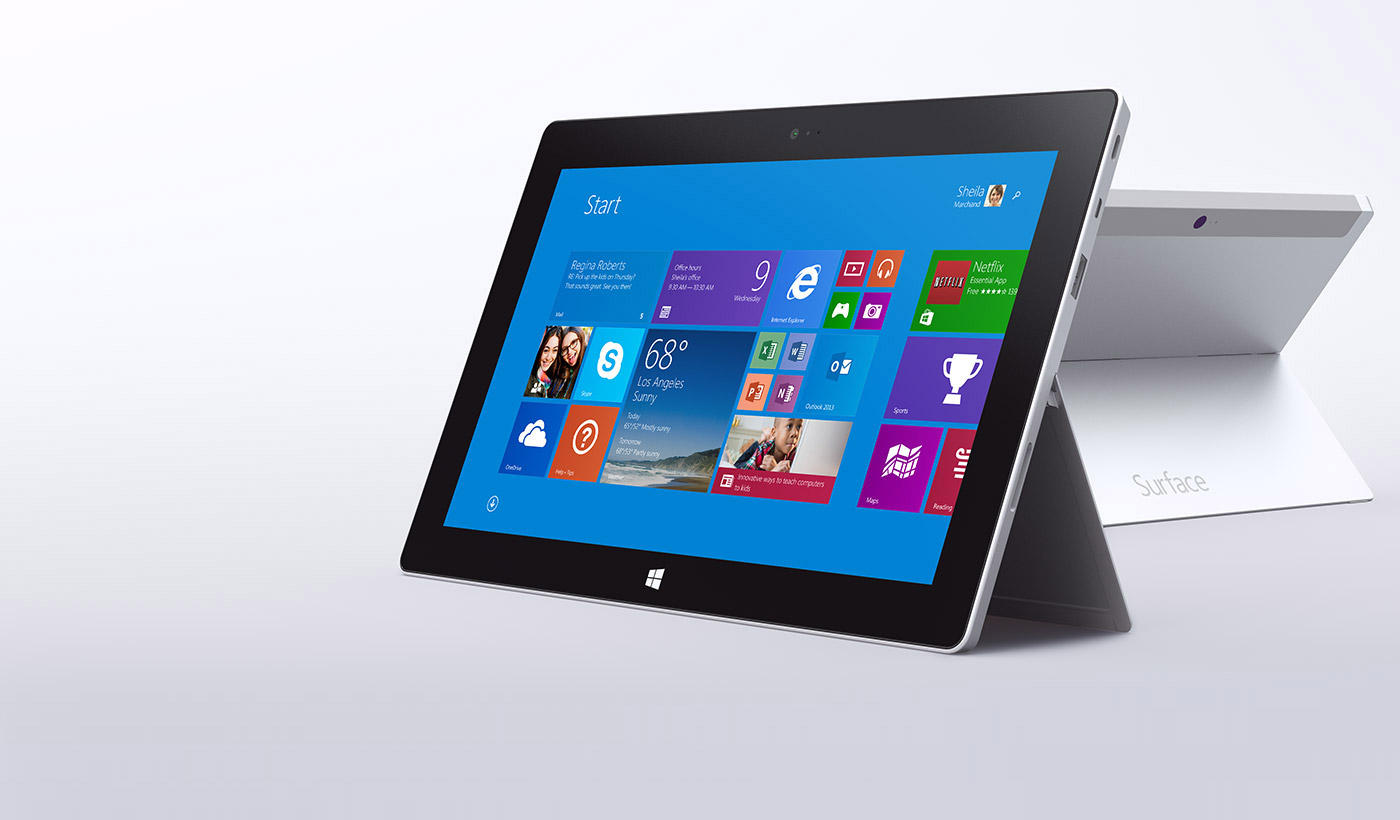 Surface 2 - The 10 Inch, Thinner, Faster Tablet With Office   Surface