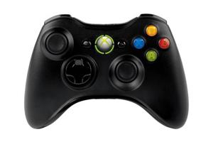 Xbox 360 Wireless Controller for Windows (Black)