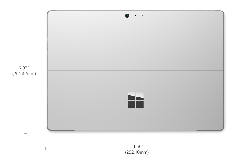 Surface Pro 4 (Intel Core M)