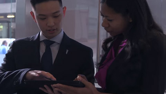 Surface Delta Airlines Video