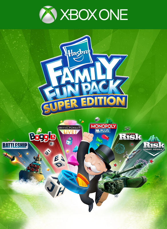 Hasbro Family Fun Pack ? Super Edition