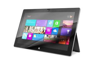 Incipio Clear/Anti-Fingerprint Screen Protector for Surface Pro