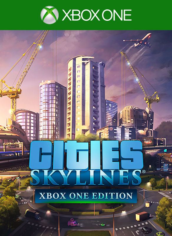 Cities: Skylines ⎼ Xbox One Edition