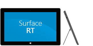 Manual do Utilizador do Surface RT
