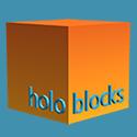 HoloBlocks logo