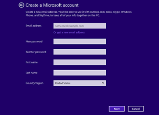Privacy and your Microsoft account