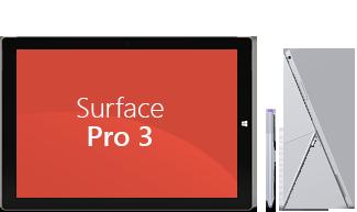 Surface Pro3-Benutzerhandbuch