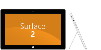 Manual do Utilizador do Surface 2