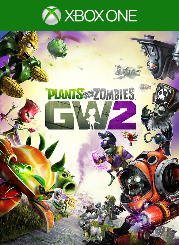 Plants vs Zombies Garden War 2