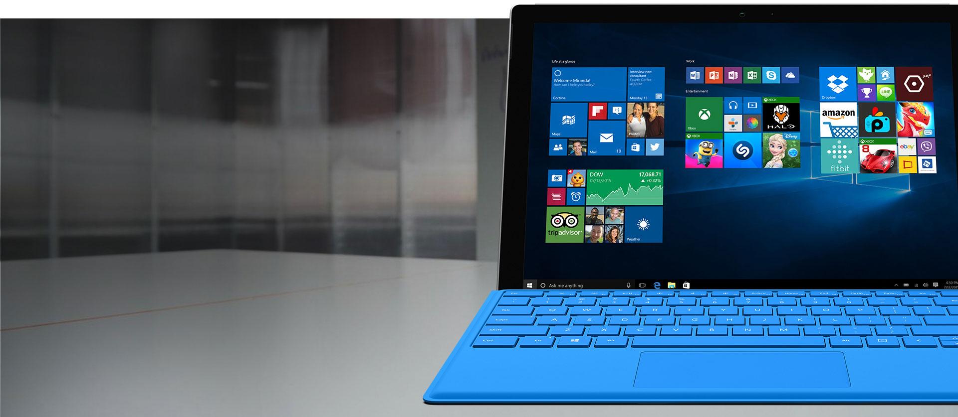 Microsoft Surface Pro 4 6th Gen Intel Core I5 4gb 128gb Windows 10 Silver Runs Office Perfectly