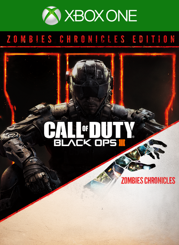 Call of Duty: Black Ops III ? Zombies Digital Deluxe Edition