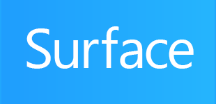 Surface app tile