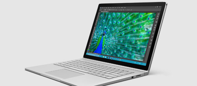 Microsoft Surface Book Ultrabook Inovasi Baru