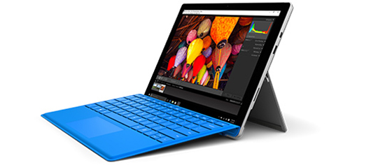 Microsoft surface tablet f r studenten und for Surface atypique 92