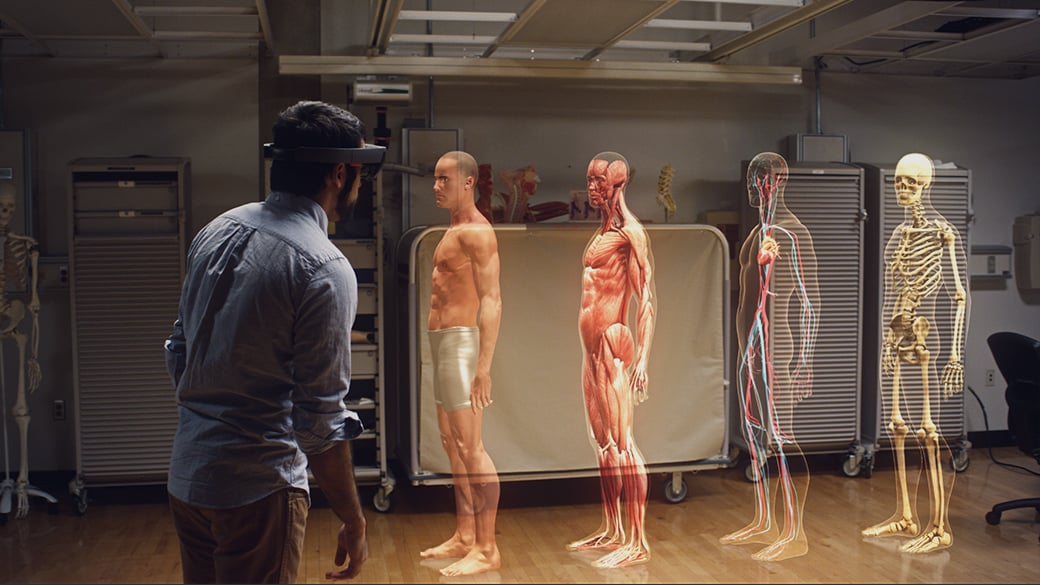 Jeff Norris from NASA's Jet Propulsion Laboratory shares his experience working with HoloLens