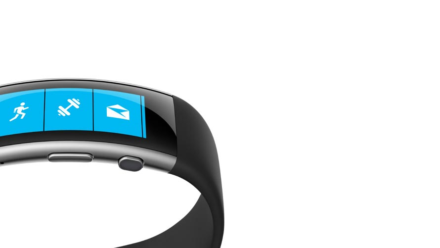 microsoft band official site