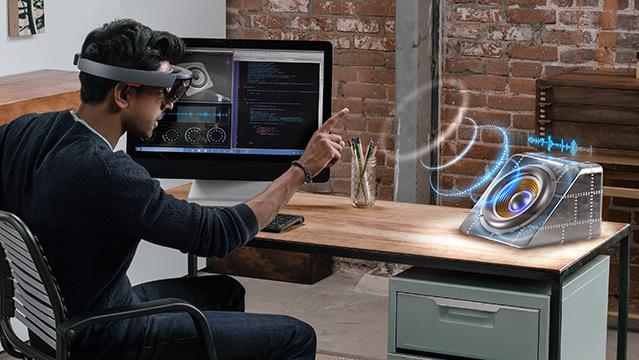 Картинки по запросу HoloLens