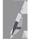 หัวต่อสายไฟของ Surface 3