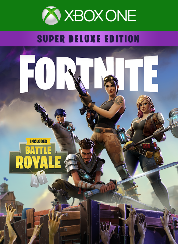Fortnite ⎼ Deluxe Founder's Pack