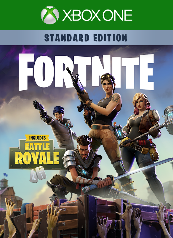 Fortnite ⎼ Standard Founder's Pack
