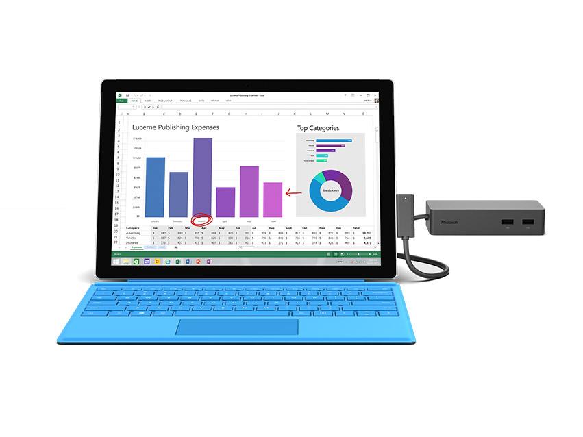 Kết quả hình ảnh cho Microsoft Surface Dock