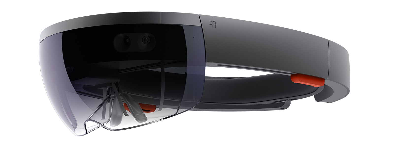HoloLens as seen from the front left