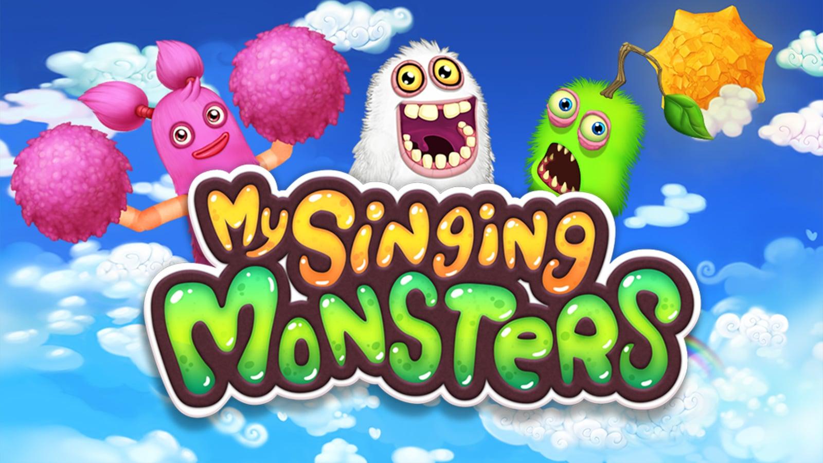 My Singing Monsters のビジュアル・アイデンティティ