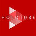 Holotube logo